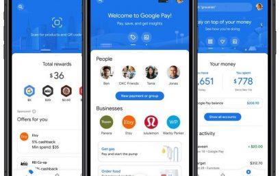 Google Pay is adding international money transfers